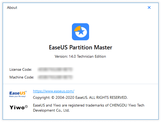 EaseUS Partition Master 14.0 With Crack [LATEST] 1