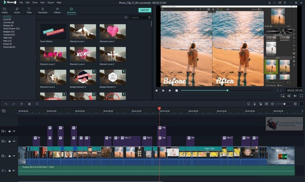 Filmora Video Editor 9