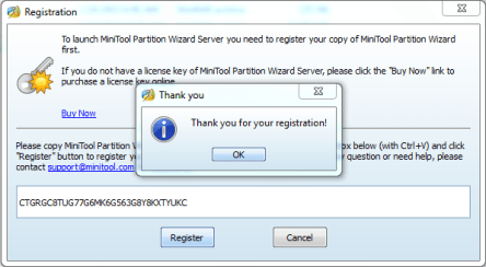 MiniTool Partition Wizard 11