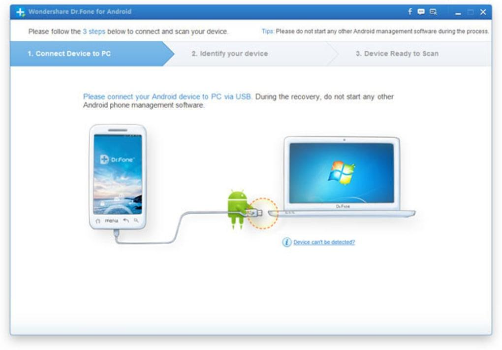 Wondershare Dr.Fone for Android 5 With Patch 1